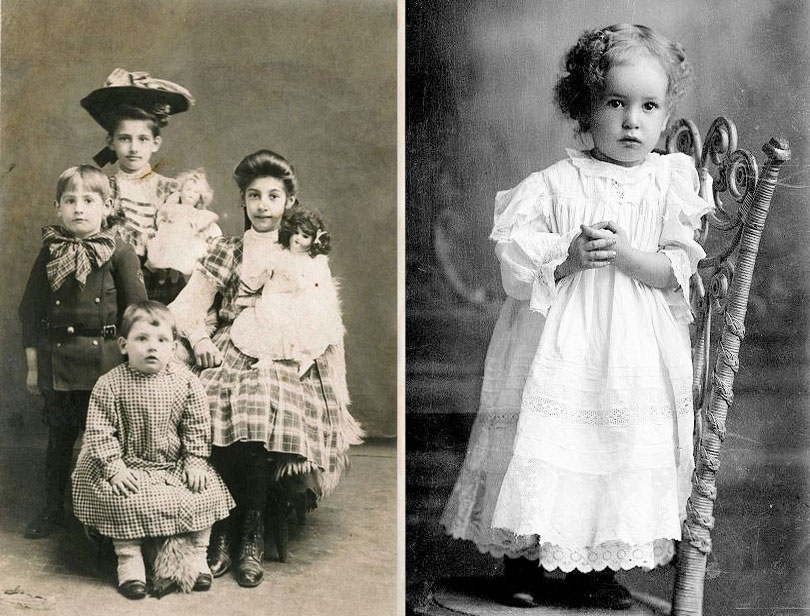 Boys and girls wore dresses | 7 Bizarre Victorian Fashion Trends We're Glad Are Gone Now | Zestradar