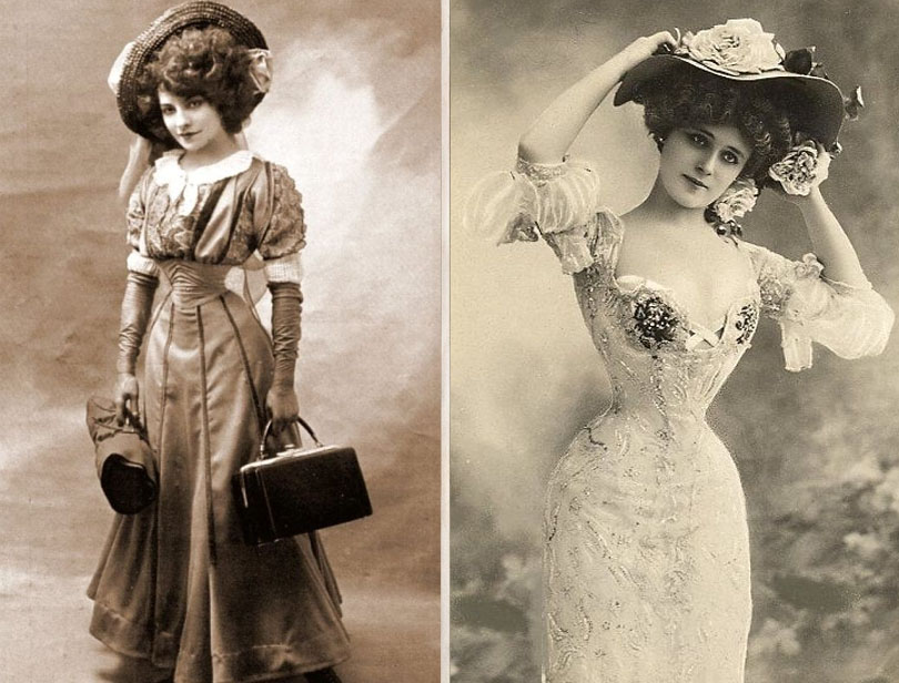Corsets deformed women's bodies | 7 Bizarre Victorian Fashion Trends We're Glad Are Gone Now | Zestradar