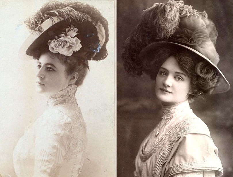 Stuffed birds on hats | 7 Bizarre Victorian Fashion Trends We're Glad Are Gone Now | Zestradar
