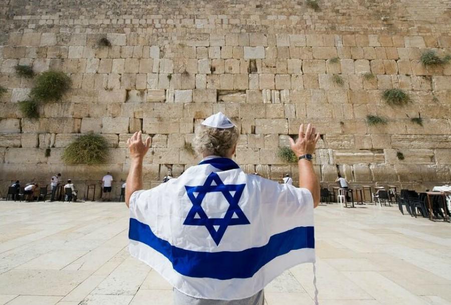 Стена Плача, Иерусалим | 10 волшебных мест, где исполняются заветные желания | Brain Berries