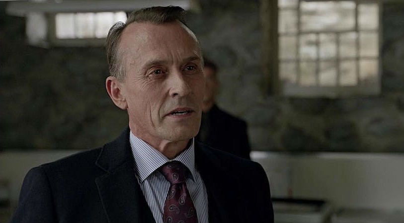 7. Robert Knepper | 8 Stars You Thought Were Sweet But Are Actually Mean People | Brain Berries