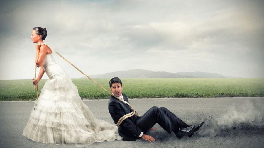 Гражданский брак | 7 причин, почему мужчины встречаются с одними женщинами, а женятся на других | Zestradar