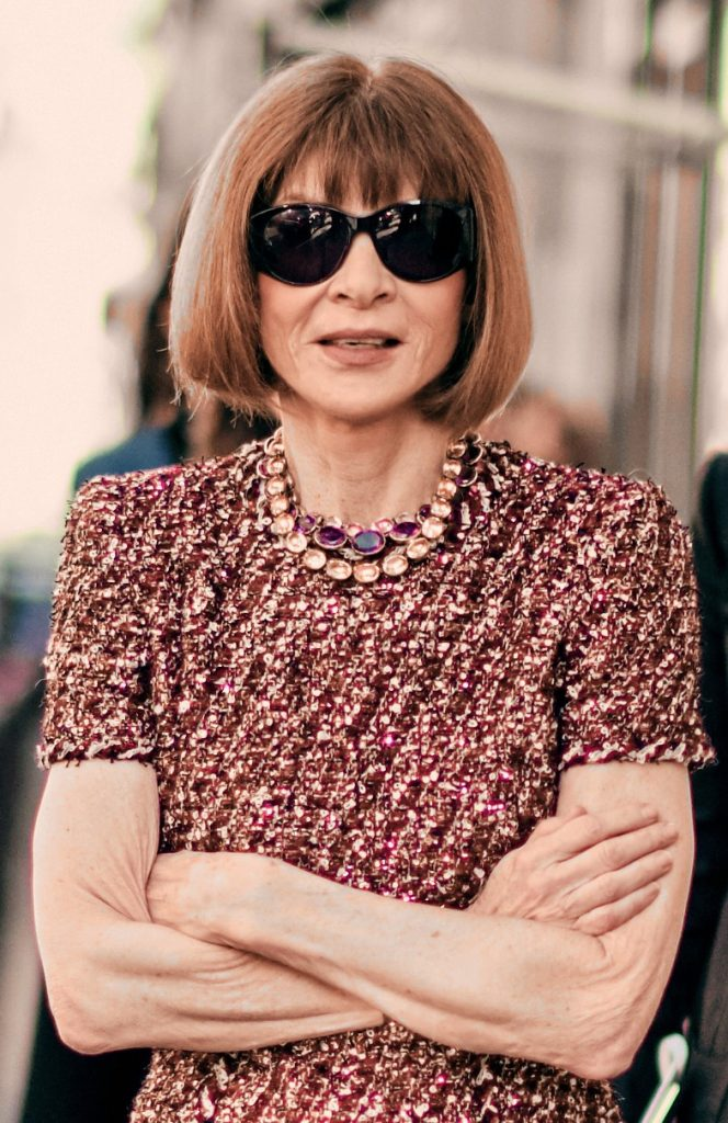 Anna Wintour | The World's Most Famous Fashion Critics and How they Dress | Zestradar