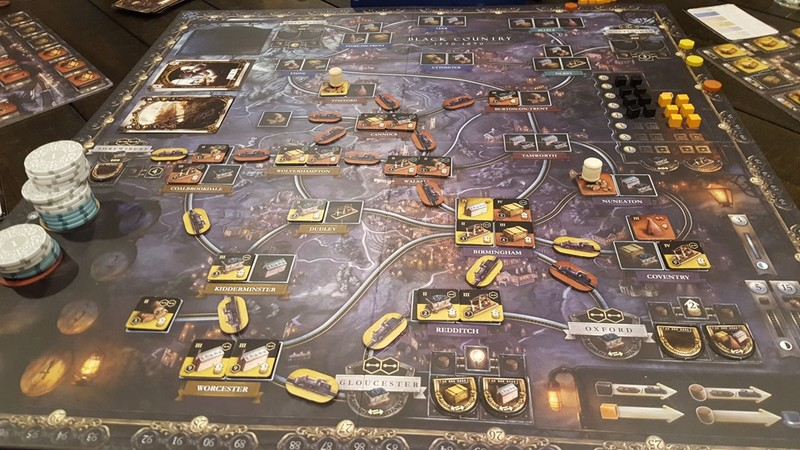 Brass   11 Best Board Games of All Time   Brain Berries