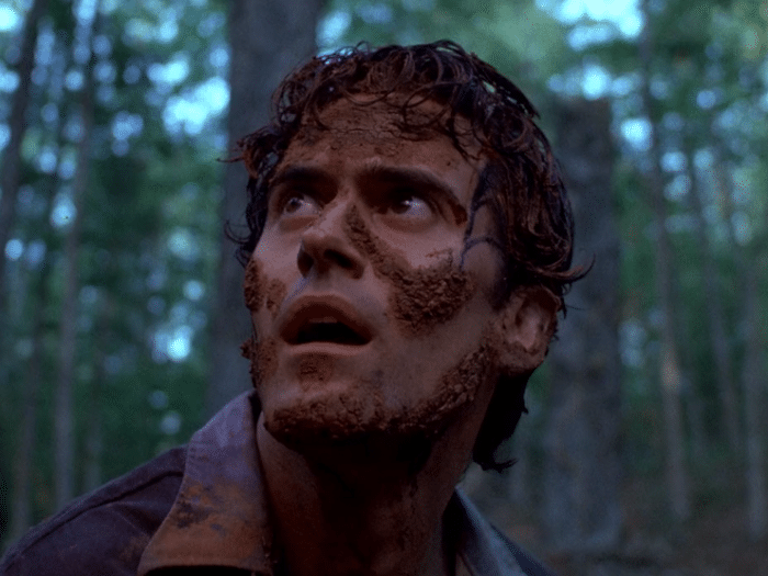Evil Dead II  |  Top 7 Best Horror Parody Movies | BrainBerries