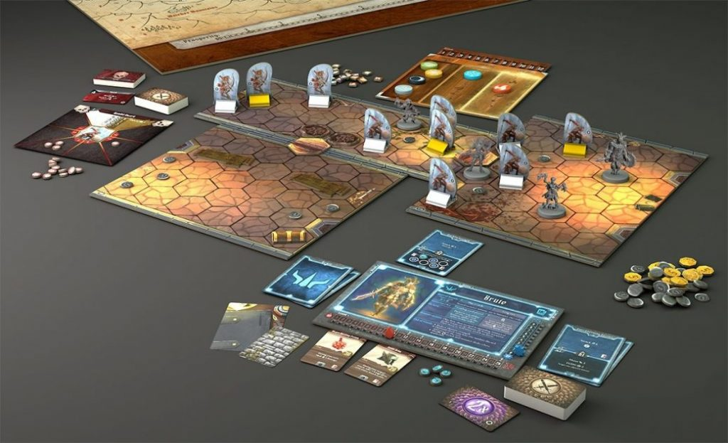 Gloomhaven   11 Best Board Games of All Time   Brain Berries