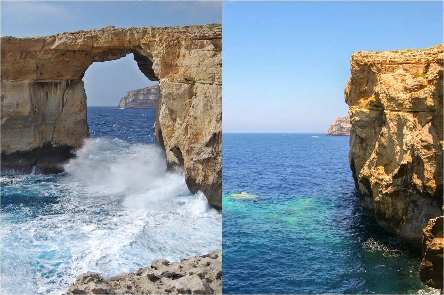 Azure Window | The Historical Sights We Lost In The Last 5 Years | BrainBerries