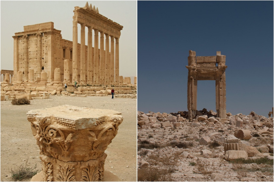 Temple of Bel, Syria | The Historical Sights We Lost In The Last 5 Years | BrainBerries