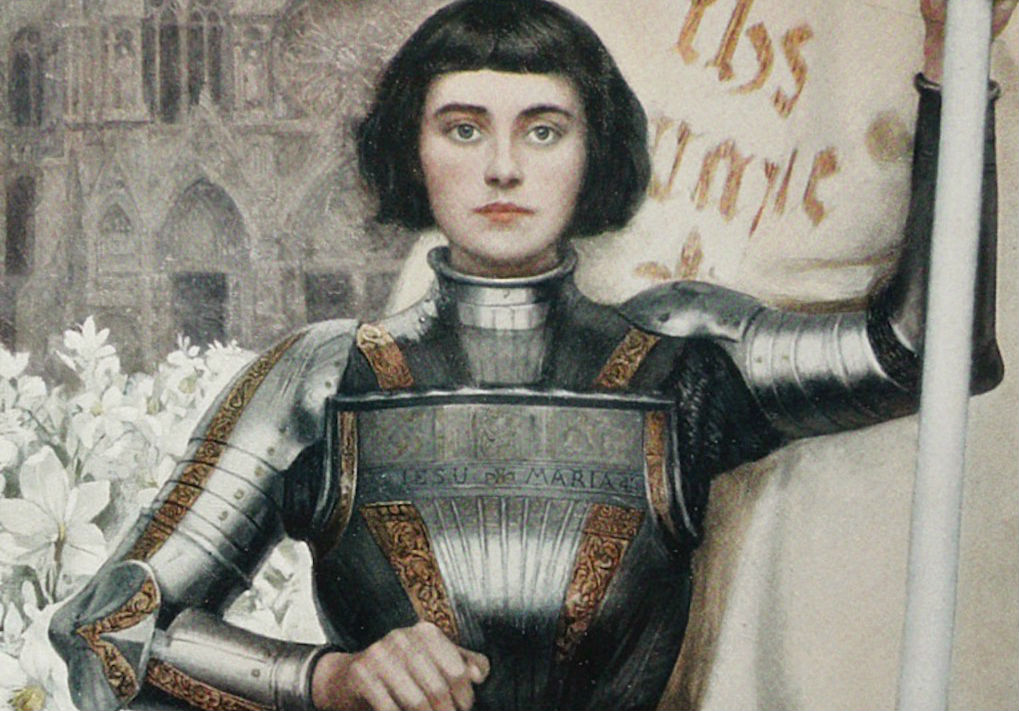 Joan of Arc | 6 Fiercest Female Warriors in History | Brain Berries
