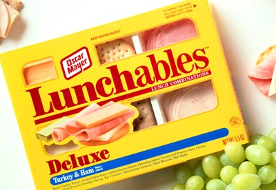 8. Lunchables | 12 Glorious Foods That Defined Our Childhoods | Brain Berries