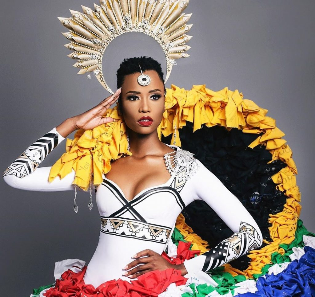 Winning Miss Universe   Miss Universe 2019 Zozibini Tunzi Wins The Title With Her Stunning Final Words   Zestradar