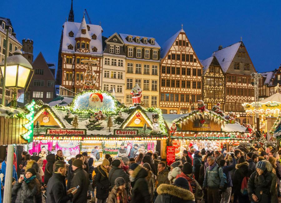 Nuremberg, Germany   7 Christmassy Villages In Europe   Zestradar