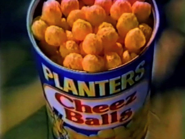 9. Planter's Cheez Balls | 12 Glorious Foods That Defined Our Childhoods | Brain Berries