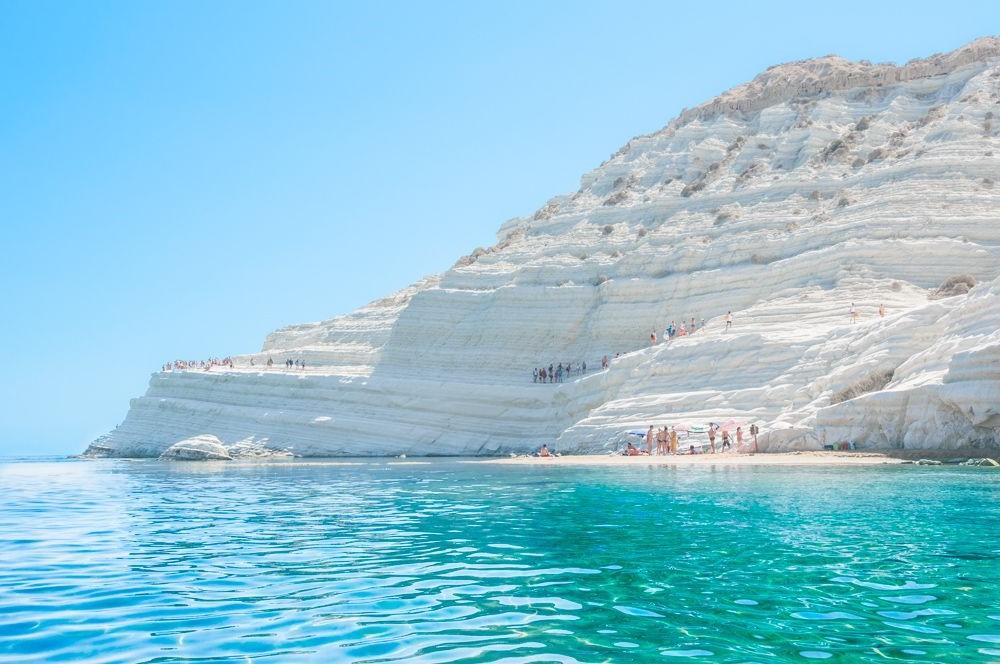 Scala dei Turchi  |  Paradisi naturali in giro per l'Italia | BrainBerries