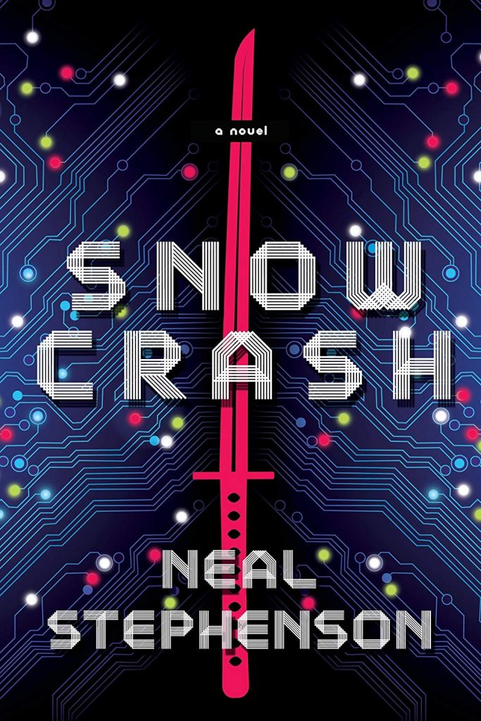 9. Snow Crash by Neal Stephenson | 10 Science Fiction Works That Inspired Real-Life Inventions | Brain Berries