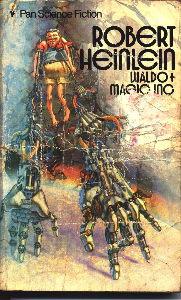 5. Waldo by Robert Heinlein | 10 Science Fiction Works That Inspired Real-Life Inventions | Brain Berries