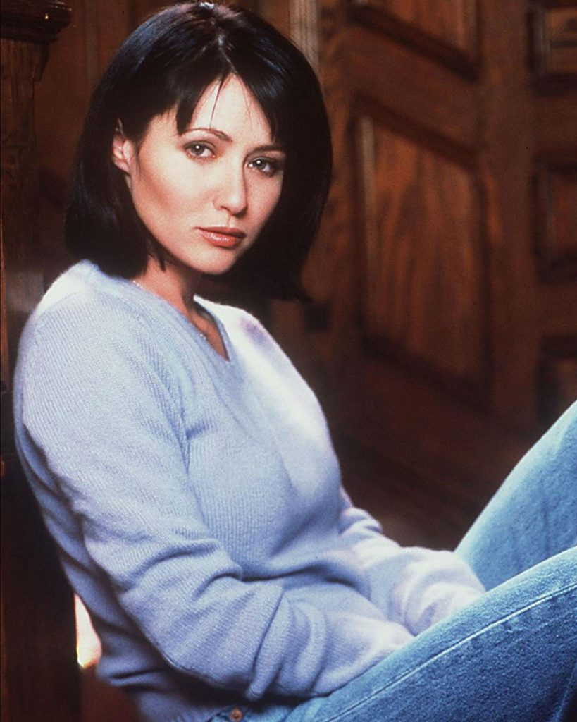3. Shannen Doherty – Charmed | 7 Stars Who Regret Their TV Roles In The '90s | Brain Berries