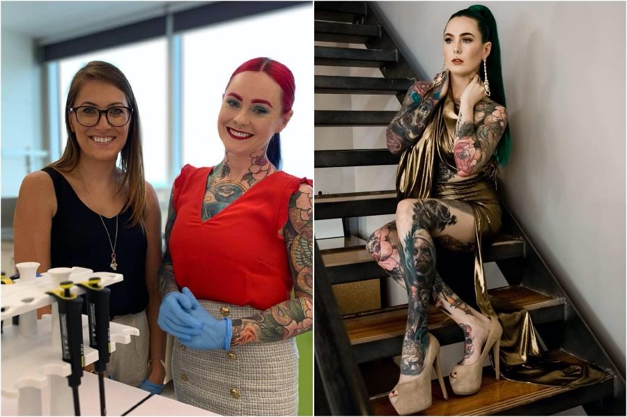 #3 | Fully Tattooed Doctor From Australia Is Making Headlines | Zestradar