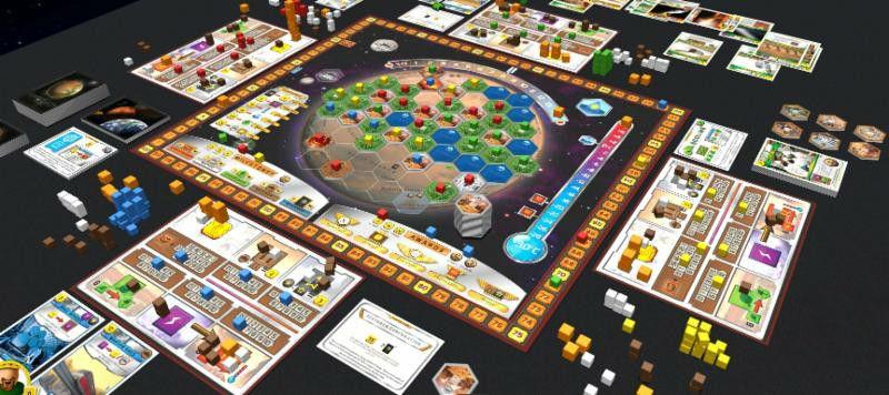 Terraforming Mars   11 Best Board Games of All Time   Brain Berries