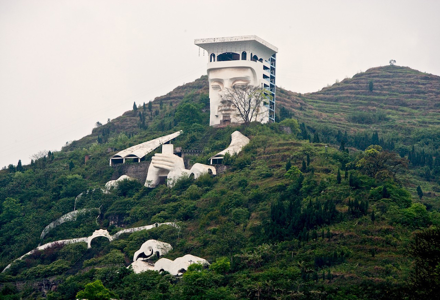 Fengdu Ghost City, China |  9 Of The Most Mysterious Destinations In Asia | BrainBerries