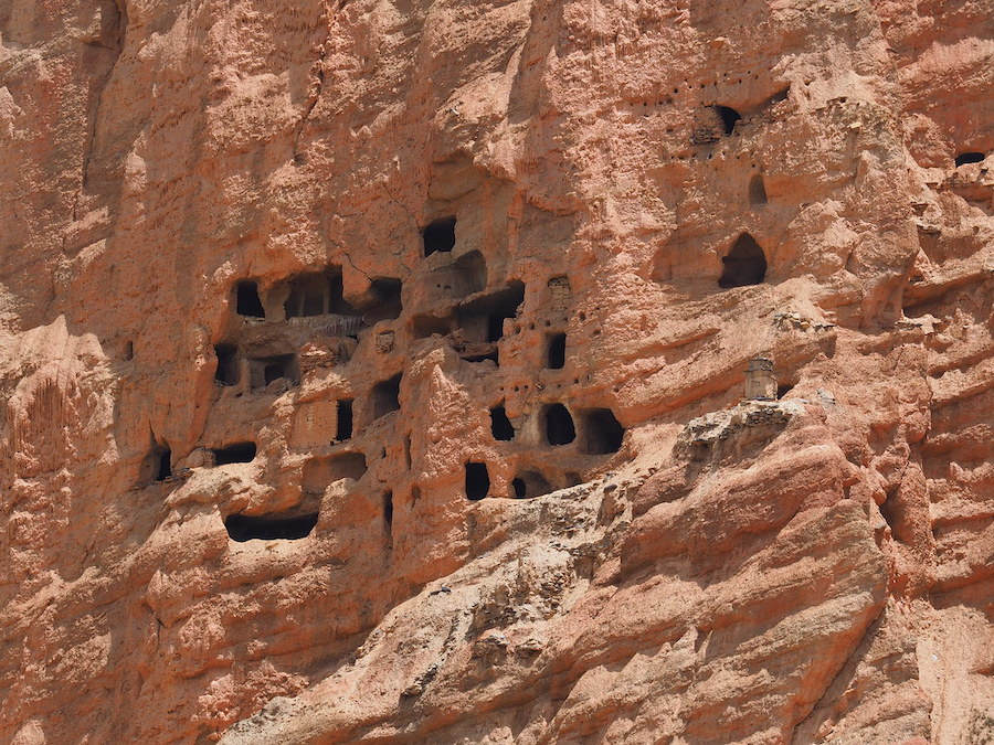 Mustang Caves, Nepal |  9 Of The Most Mysterious Destinations In Asia | BrainBerries