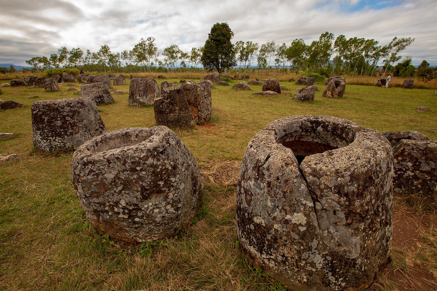 Plain Of Jars, Laos  |  9 Of The Most Mysterious Destinations In Asia | BrainBerries
