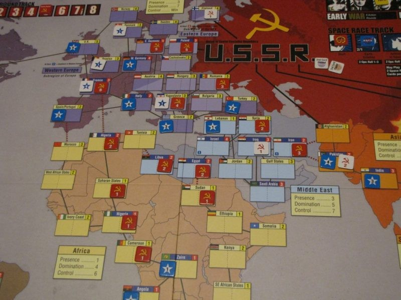Twilight Struggle   11 Best Board Games of All Time   Brain Berries