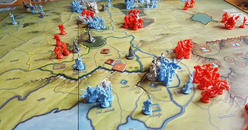 War of the Ring (Second Edition)   11 Best Board Games of All Time   Brain Berries