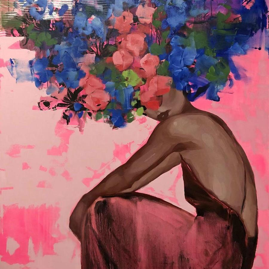 #4   Avant-Garde In Bloom: Anonymous Women Of Anna Kincaide   Zestradar