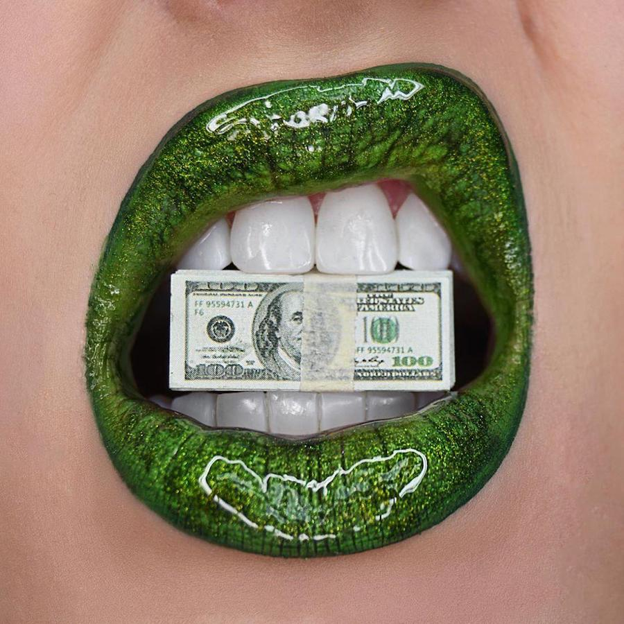 #0 | Lip Art That Will Make You Want To Be More Creative With Your Makeup | Zestradar