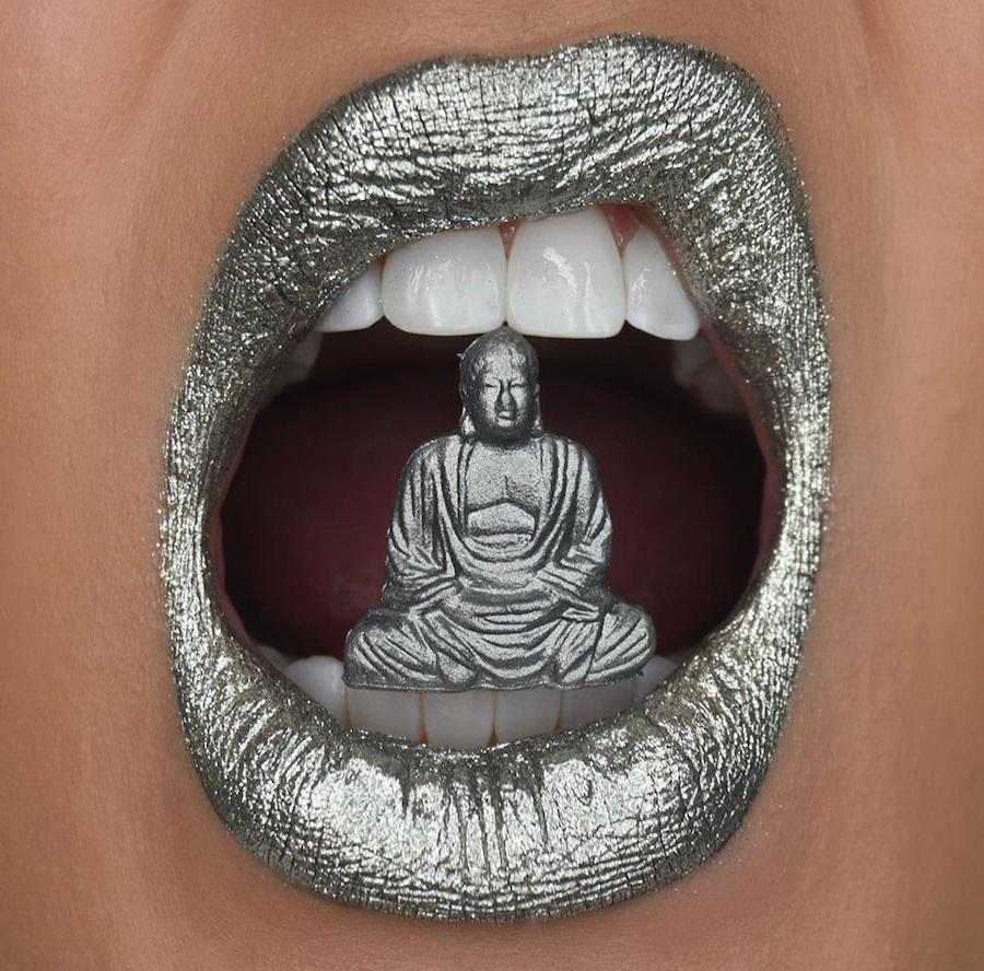 #8 | Lip Art That Will Make You Want To Be More Creative With Your Makeup | Zestradar