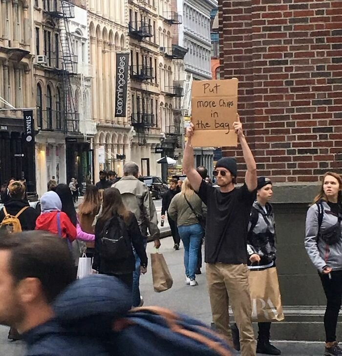 gars proteste