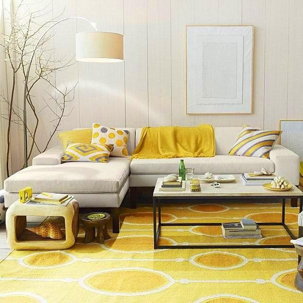 Yellow | Lucky Colors For The Year of the Rat – Feng Shui for 2020 | Brain Berries