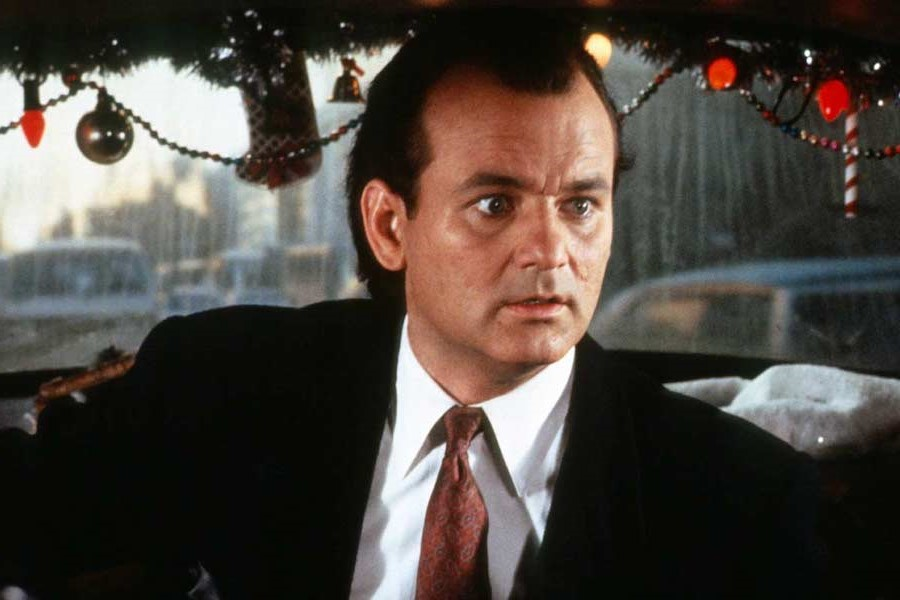Scrooged | 8 Properly Funny Christmas Movies | Zestradar