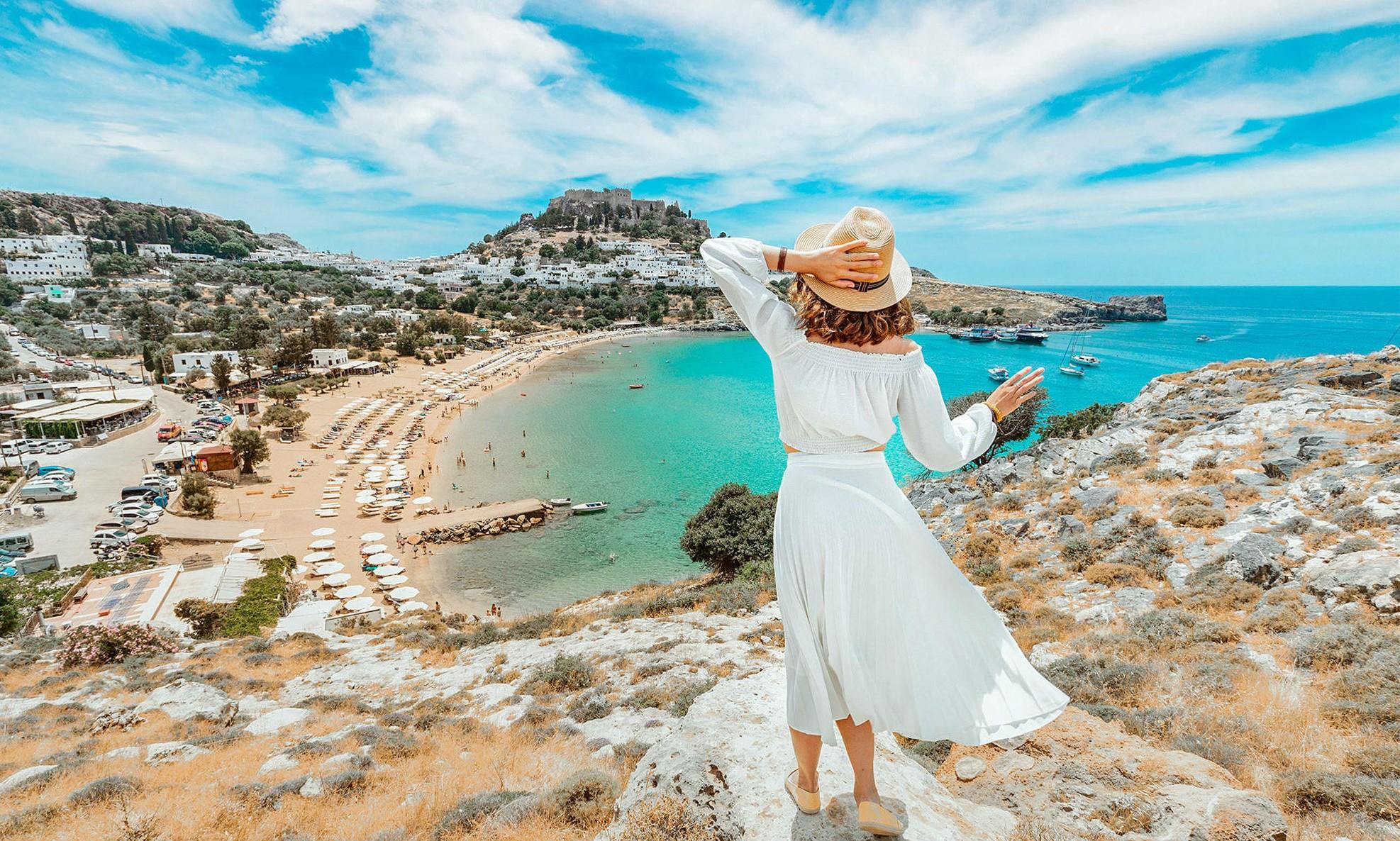 Греция | Топ-8 дешевых стран для жаркой зимовки | Brain Berries