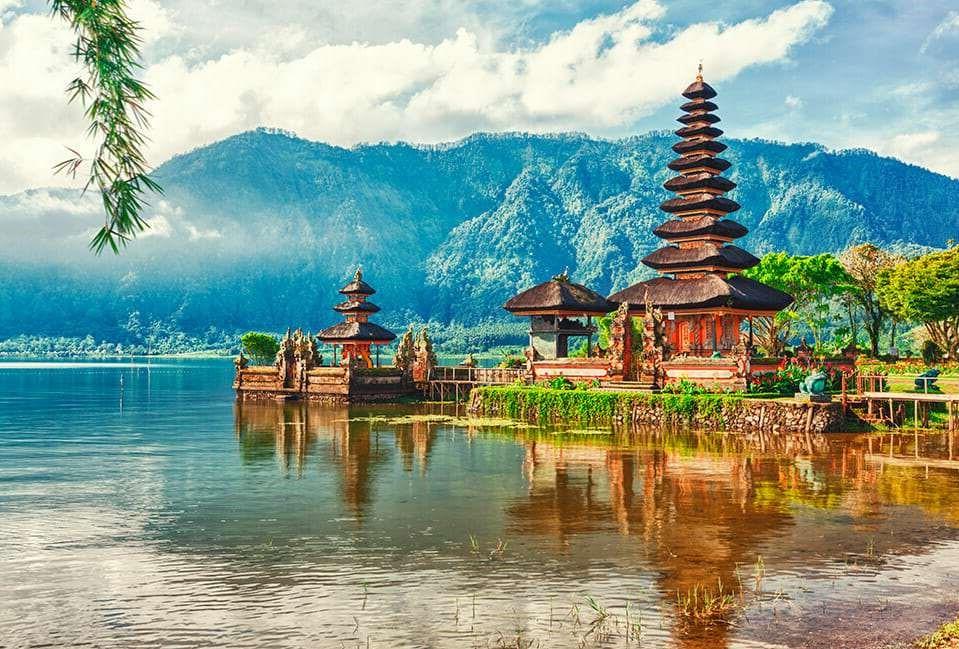 Индонезия | Топ-8 дешевых стран для жаркой зимовки | Brain Berries
