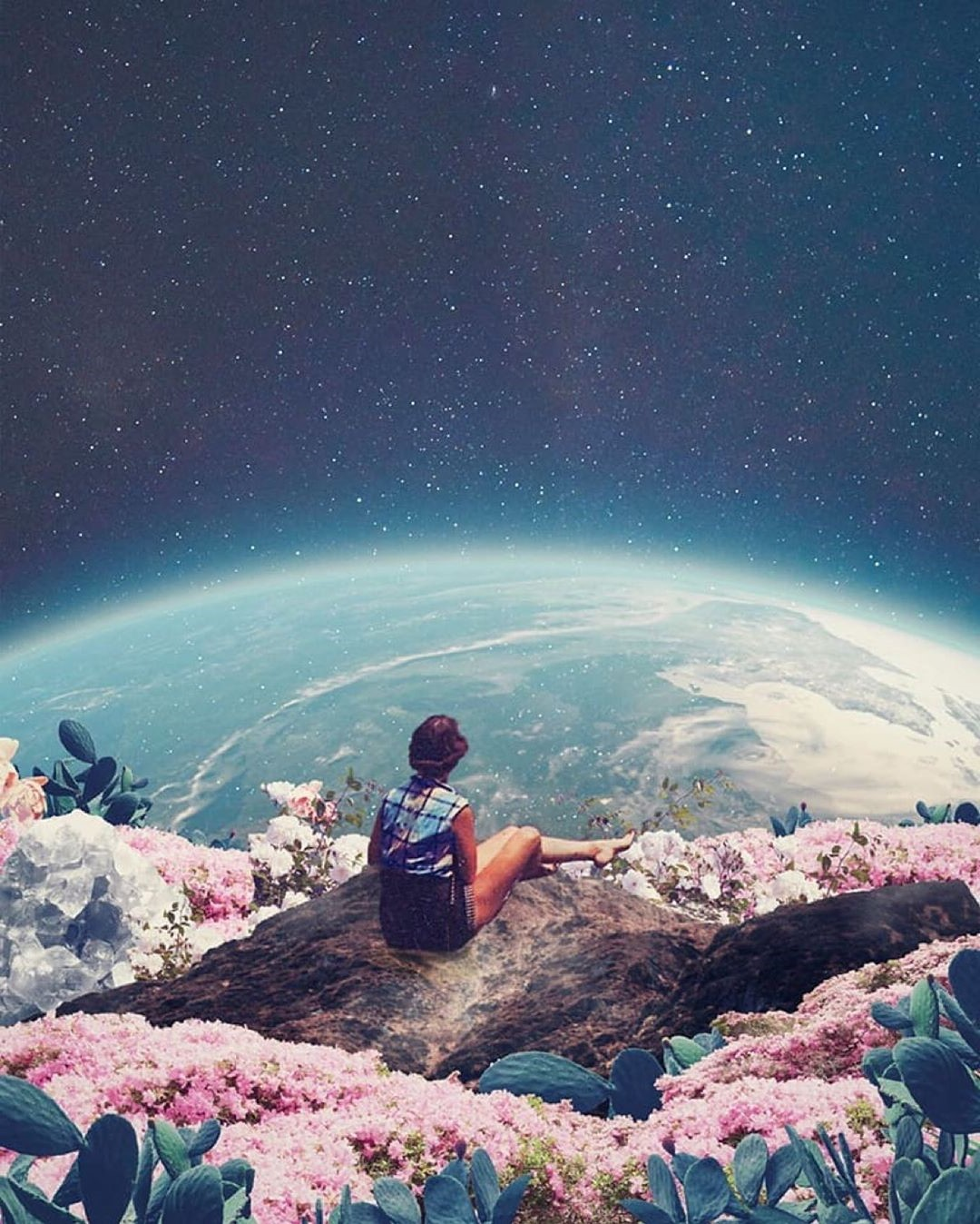 7. Aesthetic Serenity | 8 Insanely Psychedelic Must-Follow Instagram Artists | Brain Berries