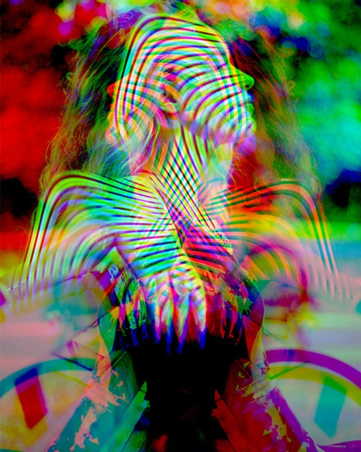 2. Larry Carlson   8 Insanely Psychedelic Must-Follow Instagram Artists   Brain Berries