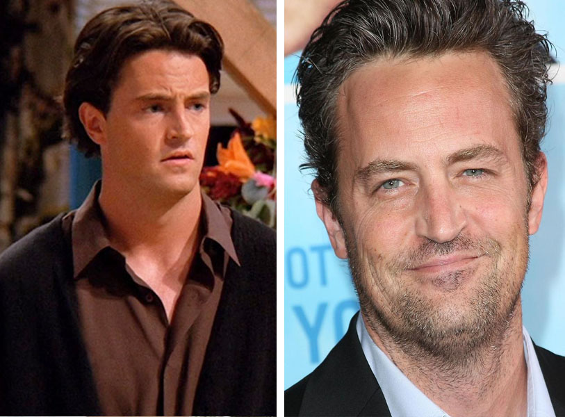 Matthew Perry | 10 Iconic Hollywood Stars Who Totally Disappeared From The Big Screen (And What Happened To Them) | Zestradar