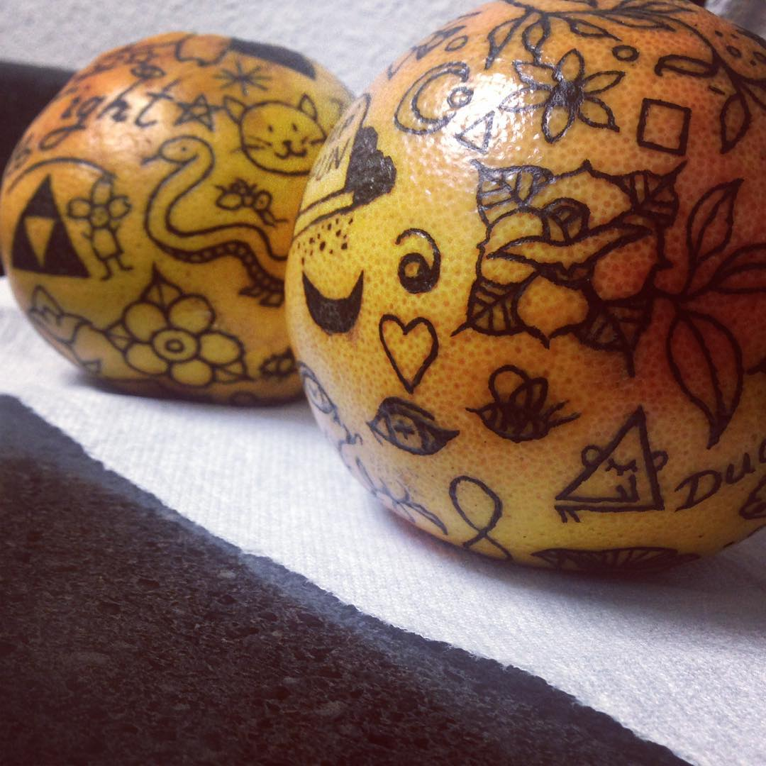 #10 | Is Inking Oranges a New Tattoo Art Trend? | Brain Berries