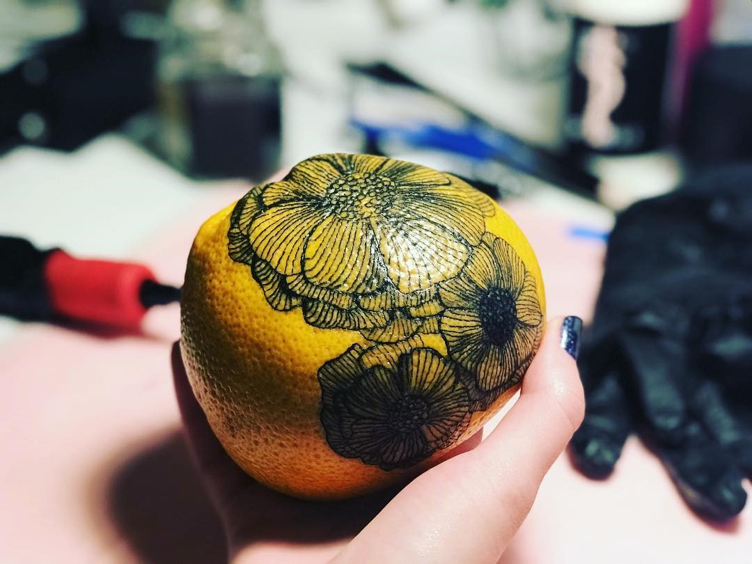 #11 | Is Inking Oranges a New Tattoo Art Trend? | Brain Berries