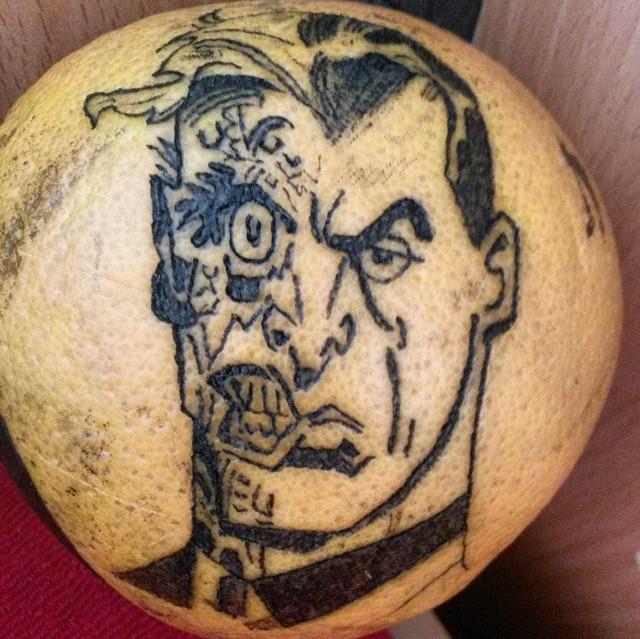 #12 | Is Inking Oranges a New Tattoo Art Trend? | Brain Berries