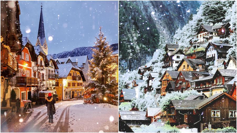 7 Christmassy Villages In Europe   Zestradar