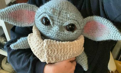 This Crocheted Baby Yoda Is Too Adorable To Handle | Zestradar