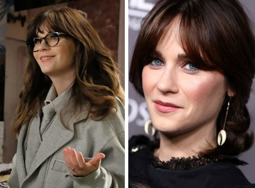 Zooey Deschanel | 10 Iconic Hollywood Stars Who Totally Disappeared From The Big Screen (And What Happened To Them) | Zestradar