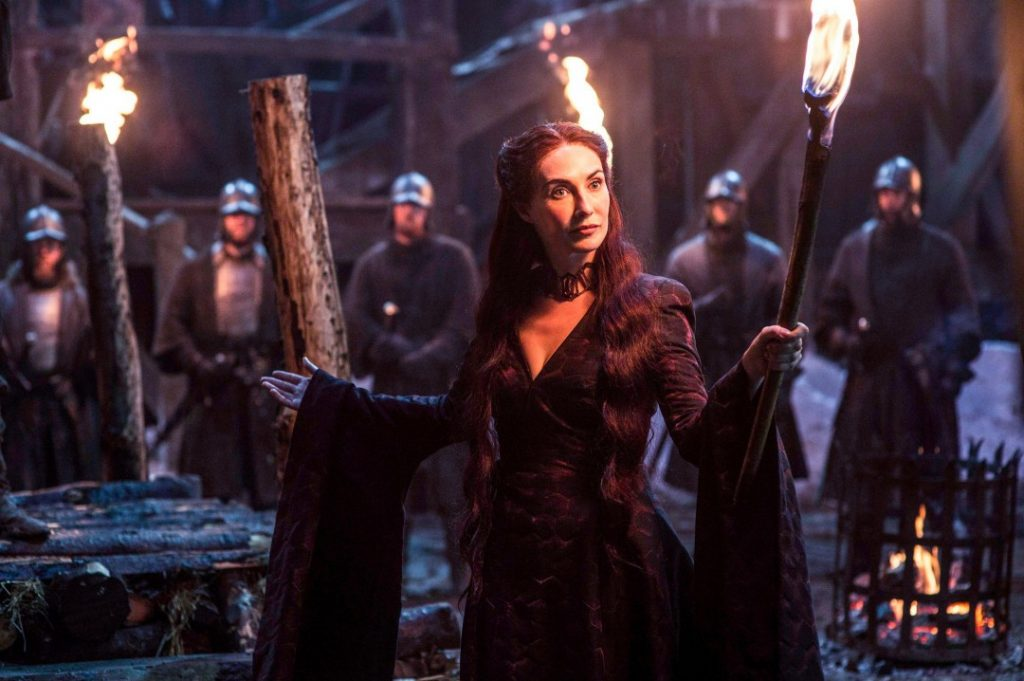 Melisandre (Game of Thrones) | 10 Coolest Witches We've Seen On Screen | Zestradar