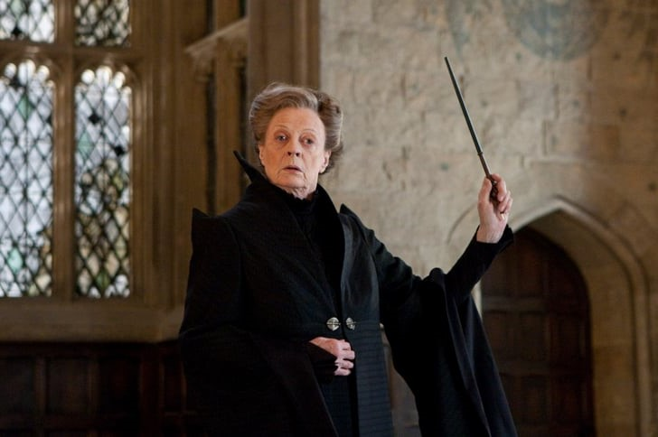 Professor Minerva McGonagall (Harry Potter) | 10 Coolest Witches We've Seen On Screen | Zestradar