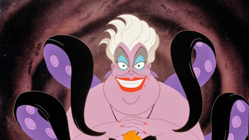 Ursula (The Little Mermaid) | 10 Coolest Witches We've Seen On Screen | Zestradar