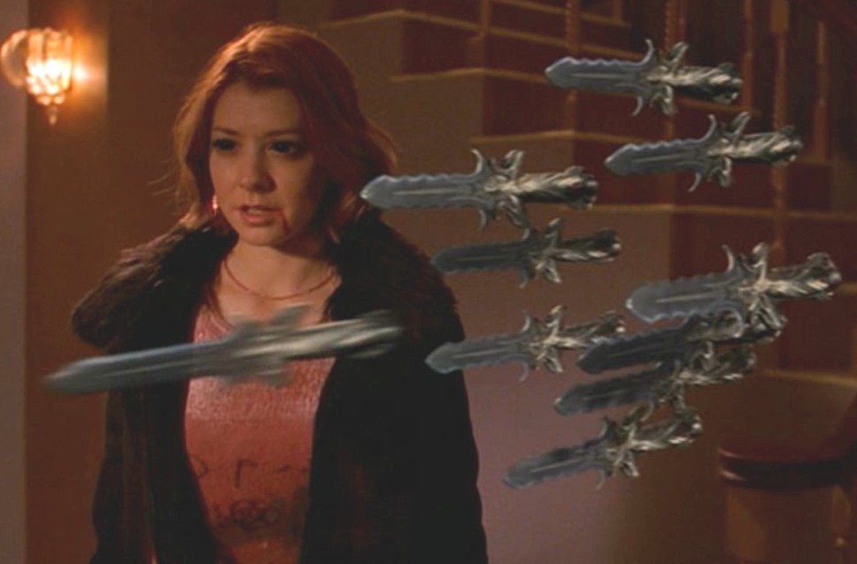 Willow (Buffy, The Vampire Slayer) | 10 Coolest Witches We've Seen On Screen | Zestradar