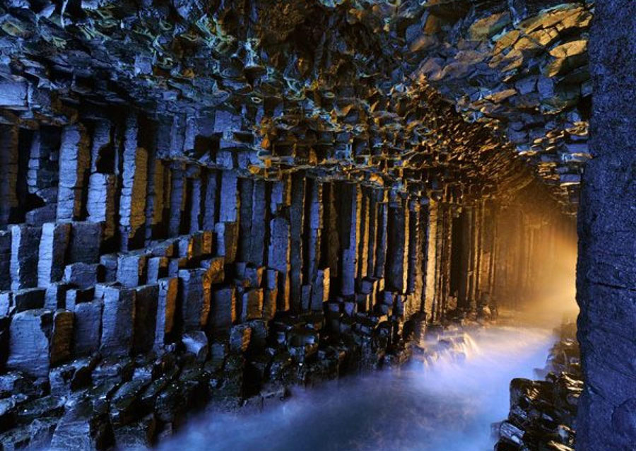 Fingal's Cave | 15 Weirdest Places Around The World You Should Visit In 2020 | ZestRadar